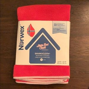 Norwex Little Red EnviroCloth NEW